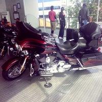 Photo taken at Mabua Harley-Davidson by Vincent H. on 2/10/2014
