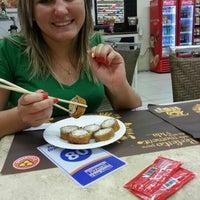 Photo taken at Supermercado Pinheiro - Padaria by Alyson V. on 1/4/2013