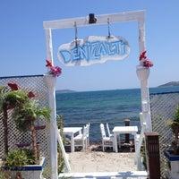 7/19/2013 tarihinde Alev A.ziyaretçi tarafından Denizaltı Cafe & Restaurant'de çekilen fotoğraf