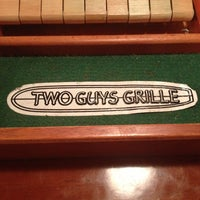 Photo taken at Two Guys Grille by Misti M. on 12/29/2012