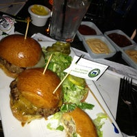 Photo taken at Delux Burger by Dominic M. on 3/7/2013