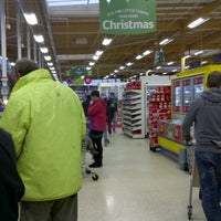 Photo taken at Tesco Extra by Angela S. on 12/24/2012