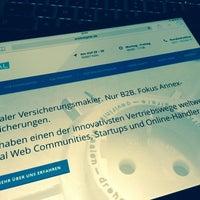Das Foto wurde bei ED Ensure Digital GmbH von Achim H. am 3/31/2015 aufgenommen