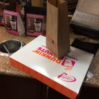 Photo taken at Dunkin Donuts by Jeff O. on 3/8/2014