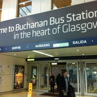 Photo taken at Buchanan Bus Station by Sophie L. on 1/4/2013