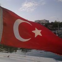 Photo taken at Selimpaşa Liman by Cengiz Ş. on 5/13/2013