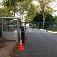 Photo taken at US Coast Guard Station New York Gate by George L. on 8/29/2013