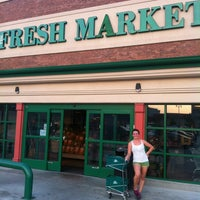 Photo taken at The Fresh Market by Clarence S. on 7/30/2013