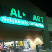 Photo taken at Walmart Neighborhood Market by Clarence S. on 9/11/2013