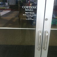 Photo taken at Cortana Mall by Clarence S. on 4/7/2013