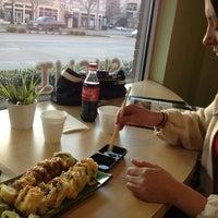 Photo taken at Edohana Sushi by Bryce R. on 2/17/2013