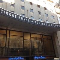 Photo taken at Cirque Royal / Koninklijk Circus by gaetan s. on 5/23/2013