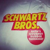 Photo taken at Schwartz Bros by Christopher M. on 10/18/2013