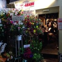 Photo taken at NIKU-AZABU in EBISU by CJ H. on 9/4/2014