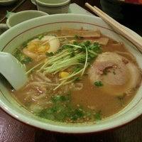 Photo taken at Noodle Cafe Zen by June C. on 3/2/2013