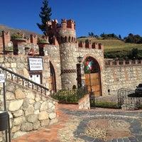 Photo taken at Hotel Castillo San Ignacio by Miguelangel G. on 1/3/2013