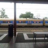Photo taken at KTM Line - Rawang Station (KA10) by Siti Zarina I. on 1/3/2013