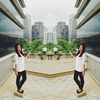 Photo taken at Globe Telecom IT Plaza by Crystal Yehn C. on 5/7/2015