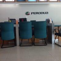 Photo taken at Perodua Sales & Service Center by Nurain A. on 10/5/2016