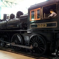 Photo taken at Railroad Museum of Pennsylvania by Liz P. on 10/8/2012