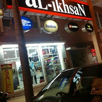 Photo taken at AL-IKHSAN SPORT SDN. BHD. (WMA) by Anipsalleh on 1/6/2013