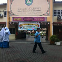 Photo taken at Sekolah Rendah Islam Al-Amin by Anipsalleh on 1/4/2013