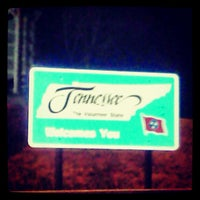 Photo taken at North Carolina / Tennessee State Line by Breonna W. on 12/18/2012