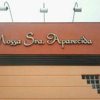 Photo taken at Padaria Nossa Senhora de Aparecida by Christiani C. on 3/9/2013