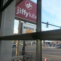 Photo taken at Jiffy Lube by Justin S. on 1/8/2013