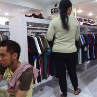 Photo taken at inteeshirt by Aris Q. on 12/31/2012