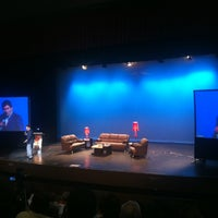 Photo taken at Teatro Vallarta by CARLOS G. on 3/6/2013