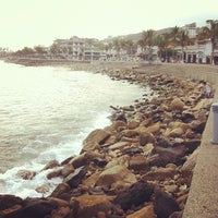 Photo taken at Malecón by CARLOS G. on 6/9/2013