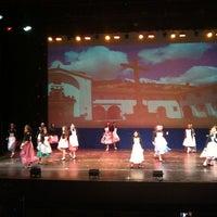 Photo taken at Teatro Vallarta by CARLOS G. on 6/14/2013
