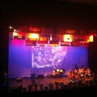 Photo taken at Teatro Vallarta by CARLOS G. on 11/18/2012