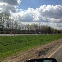 Photo taken at Interstate 65 by Erick C. on 5/1/2014