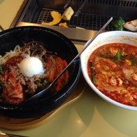 Photo taken at 朝鮮飯店 桐生バイパス店 by kelly k. on 5/5/2014