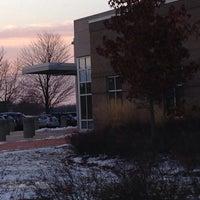 Photo taken at Walsh Jesuit High School by Joe J. on 12/11/2013