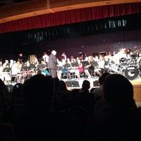 Photo taken at Walsh Jesuit High School by Joe J. on 12/21/2013