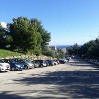Photo taken at Cittadella Universitaria by Joe S. on 1/22/2013