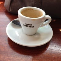 Photo taken at Caffè Nero by Anna V. on 4/21/2013