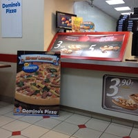 Photo taken at Domino's Pizza by Sevda T. on 6/22/2014