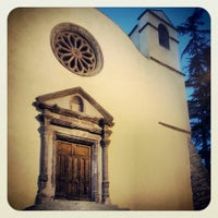 Photo taken at Santa Maria Delle Grazie by Antonella P. on 9/27/2013