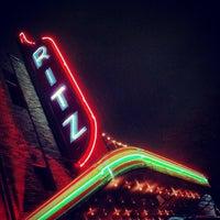 Photo taken at Alamo Drafthouse Cinema – Ritz by Ricardo P. on 3/17/2013
