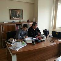 Photo taken at Ortadoğu kalkınma ofisi by Görkem U. on 4/11/2013