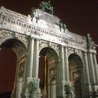 Photo prise au Parc du Cinquantenaire par Adrien B. le12/18/2012