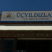 Photo taken at Üç Yıldizlar Gida Temizlik A.S by Gökhan on 8/5/2013