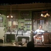 Photo taken at Walt Disney's Carousel of Progress by Susan C. on 12/13/2012