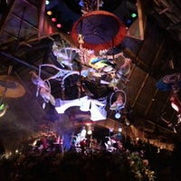 Photo taken at Walt Disney's Enchanted Tiki Room by Susan C. on 12/12/2012