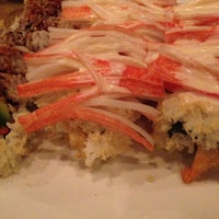 Photo taken at Fuji Seafood Steakhouse/Sushi Bar by Nat A. on 9/28/2013