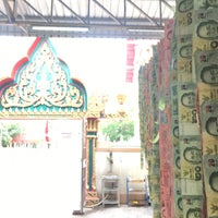 Photo taken at Nong Yai Temple by Produck on 5/10/2017